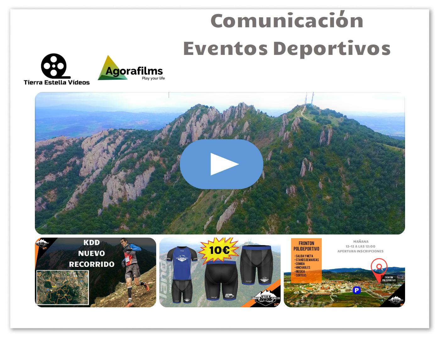 Comunicación eventos deportivos
